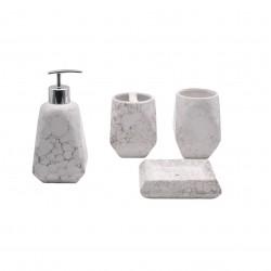 Set Baie 4 Piese A11566 Material Ceramica