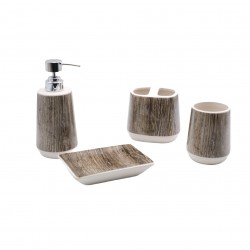 Set Baie 4 Piese A11620 Material Ceramica