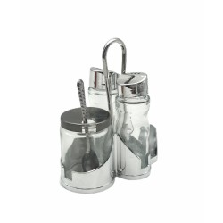 Solnita 3 Piese A00493 Material Sticla + Pvc