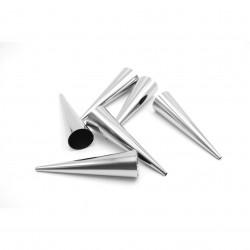 Forma Rulou 6 Buc A09983 Inaltime 12 Cm, Diametru 3.5 Cm