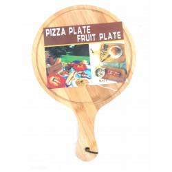 Tocator De Pizza Bambus A08243 Dimensiuni 36X24 Cm