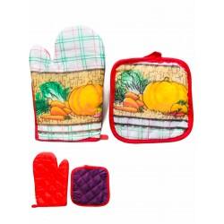Set Manusa 2 Piese Material Textil