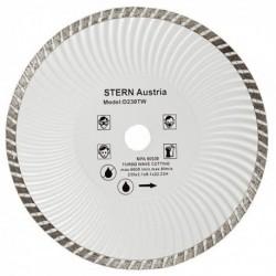 Disc Diamantat Turbo Pentru Taierea Materialelor De Constructii D230Tw