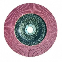 Set 5 Discuri Lamelar Frontal Stern, Ga18080, Granulatie 80, 180Mm