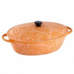 Cratita Ceramica Vabene Vb-6020051, 1.3 L, Capac