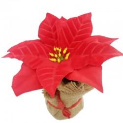 Flori Artificiale Ghiveci, Textil, Pvc Sd40006