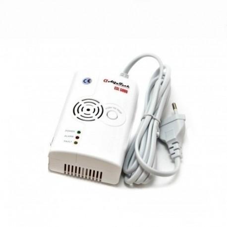 Detector Gaze Cu Electrovalva Csl5000-Alfatech 1