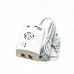 Detector Gaze Cu Electrovalva Csl5000-Alfatech 3/4