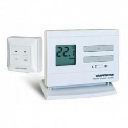 Termostat De Ambient Cu Transmisie Fara Fir (Wireless), Neprogramabil, Computherm Q3Rf New