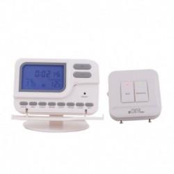 Termostat De Ambient Cu Transmisie Fara Fir (Wireless), Programabil, Conter T7W