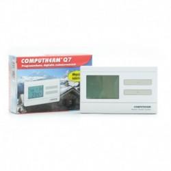 Termostat De Ambient Cu Fir, Programabil, Computherm Q7 New