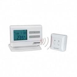 Termostat De Ambient Cu Transmisie Fara Fir (Wireless), Programabil, Computherm Q7Rf New